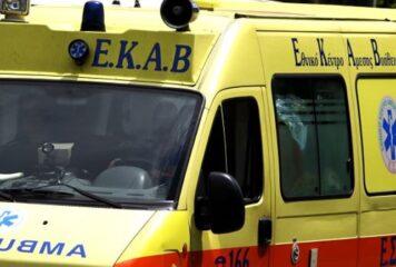 Ιωάννινα: Νεκρός ο οδηγός μηχανής που παρασύρθηκε από φορτηγό