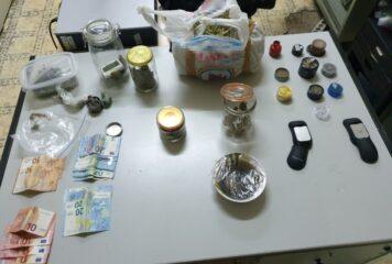 Συλλήψεις για ναρκωτικά και όπλα στα Ιωάννινα