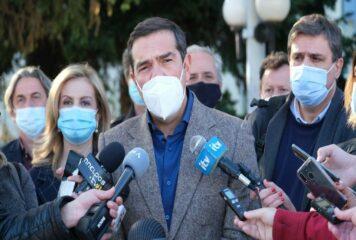 Τσίπρας: Στο Πανεπιστημιακό Νοσοκομείο Ιωαννίνων δεν έγινε ούτε 1 πρόσληψη μόνιμου γιατρού στην πανδημία