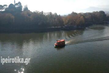 Το Lockdown στα Γιάννενα από ψηλά (Βίντεο)