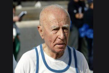 Χρήστος Βαρτζάκης: Ο Ηπειρώτης μαραθωνοδρόμος που έτρεχε ακόμη και στα 93 του