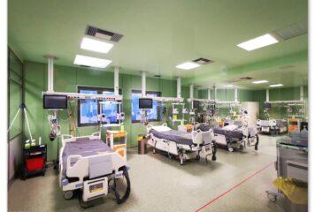 Έτοιμη η δεύτερη ΜΕΘ COVID στο Πανεπιστημιακό Νοσοκομείο Ιωαννίνων