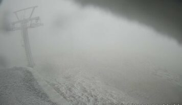 Live Εικόνα: Έπεσαν τα πρώτα χιόνια στο Χιονοδρομικό Κέντρο Ανηλίου