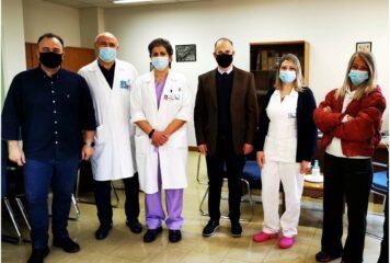 Τρεις γυναίκες υγειονομικοί πηγαίνουν εθελοντικά από τα Γιάννενα στη Θεσσαλονίκη