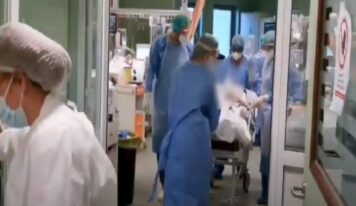 Ιωάννινα: Το βίντεο με την έξοδο ασθενή από ΜΕΘ και οι αντιδράσεις