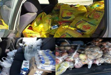 Ηγουμενίτσα: Διανομή τροφίμων από το Πρόγραμμα Βοήθεια στο Σπίτι