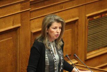 Πέθανε η Ηπειρώτισσα πρώην βουλευτής της ΝΔ Ευγενία Τσουμάνη – Σπέντζα