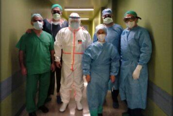 Πανεπιστημιακό Νοσοκομείο Ιωαννίνων: Αφαίρεση όγκου σε νεαρή ασθενή με κορονοϊό