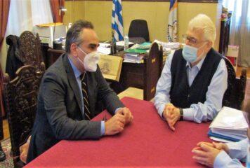 Τι συζήτησαν Μωυσής Ελισάφ και Υφυπουργός Υγείας στα Γιάννενα