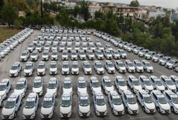 41 νέα οχήματα και νέος εξοπλισμός στο στόλο της Ελληνικής Αστυνομίας στην Ήπειρο