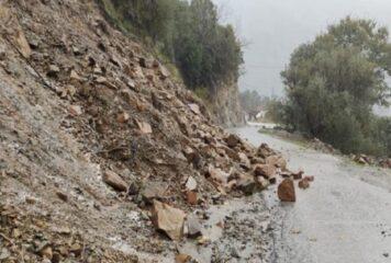 Κατολισθήσεις στο οδικό δίκτυο της Ηπείρου και διακοπές ρεύματος λόγω κακοκαιρίας