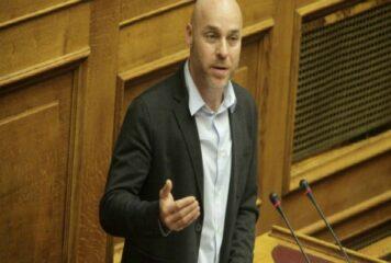 Ανασχηματισμός: Υφυπουργός Περιβάλλοντος ο Γιαννιώτης Γιώργος Αμυράς