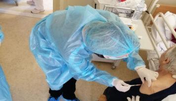 Ολοκληρώθηκε ο εμβολιασμός στον Ζωγράφειο Οίκο Ευγηρίας