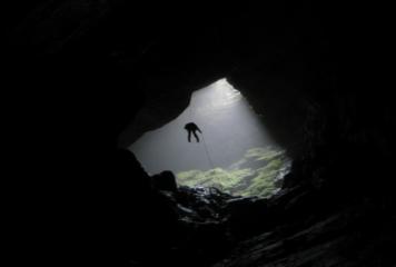 «Μπέσντενες», το άγνωστο σπηλαιοβάραθρο του Αμαράντου Κόνιτσας