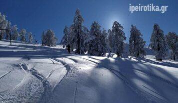 Ιωάννινα: Τι προετοιμασίες γίνονται ενόψει του χιονιά