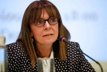Στα Ιωάννινα η Πρόεδρος της Δημοκρατίας, Κ. Σακελλαροπούλου για τον εορτασμό της απελευθέρωσης