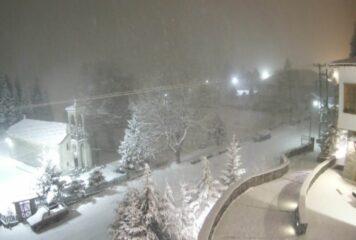 Δείτε live εικόνα από το κατάλευκο Μέτσοβο