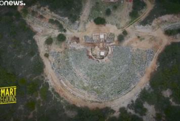 Μεγάλο αφιέρωμα του euronews στην Πολιτιστική Διαδρομή των αρχαίων θεάτρων της Ηπείρου