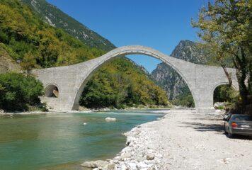 Βραβείο Ευρωπαϊκής Κληρονομιάς στο γεφύρι της Πλάκας