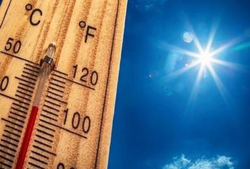 Σε ποια περιοχή της Ηπείρου το θερμόμετρο σήμερα έδειξε 39.1 °C