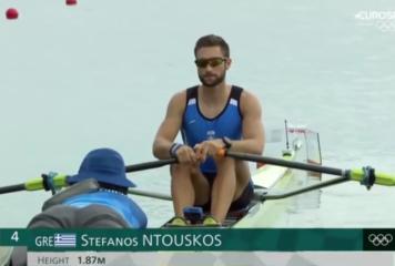 Στέφανος Ντούσκος: Χρυσό μετάλλιο για τον Γιαννιώτη κωπηλάτη – Έκανε ολυμπιακό ρεκόρ