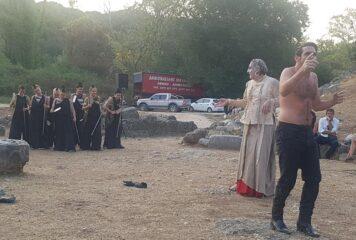 Αρχαίο Θέατρο Γιτάνων: Πρώτη παράσταση αρχαίου δράματος μετά από 17 αιώνες!
