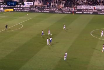 Με το δεξί ο ΠΑΣ Γιάννινα στη Super League: 0-1 τον ΠΑΟΚ