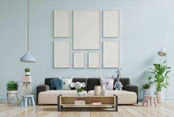 Καθρέπτες δαπέδου και άλλα αξεσουάρ σπιτιού για μια νότα ανανέωσης στο χώρο σου