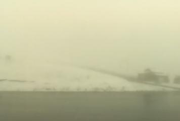 Χιόνισε στη Βασιλίτσα – Δείτε live εικόνα