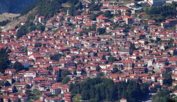 Αυξημένα τα ενεργά κρούσματα στο Μέτσοβο