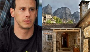 Κώστας Κεντέρης: Η ζωή του στα Ζαγοροχώρια και το πολυβραβευμένο ξενοδοχείο του