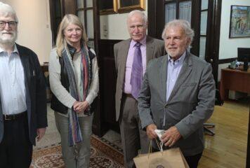 Στα Γιάννενα ο Sid Ganis – Θα του απονεμηθεί το μετάλλιο της πόλης
