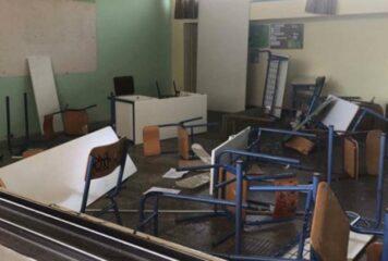 Γιάννενα: Νέοι βανδαλισμοί σε σχολεία